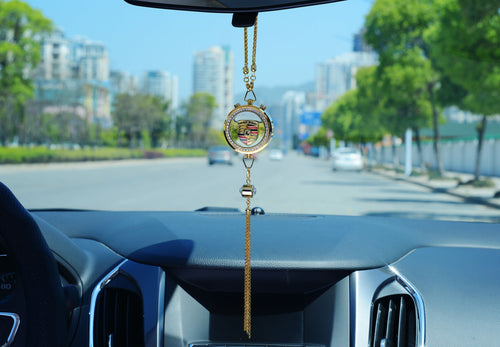 Car Air Freshener Perfume Bottle  Diffuser with Logo