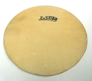 Second surdo goat skin drum head. IVSOM logo stamp on the top center.