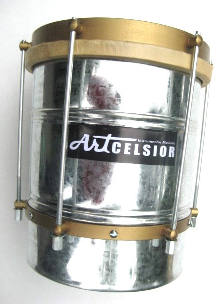 "Artcelsior Cuica, 8.5"", galvanized shell"