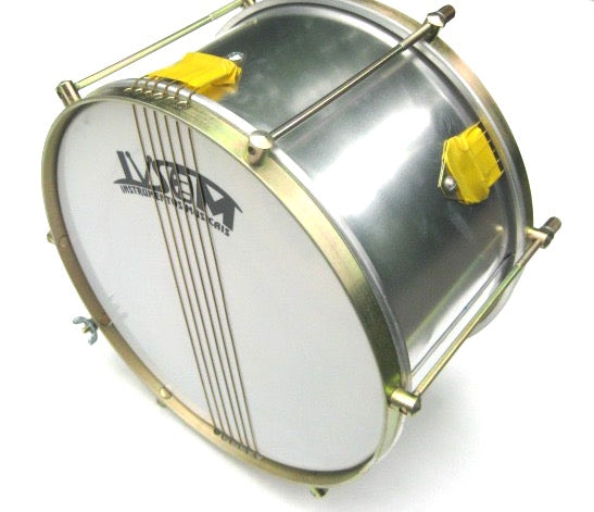 "Brazilian malacacheta with two sets of 6 strings. 12"" in diameter shell."