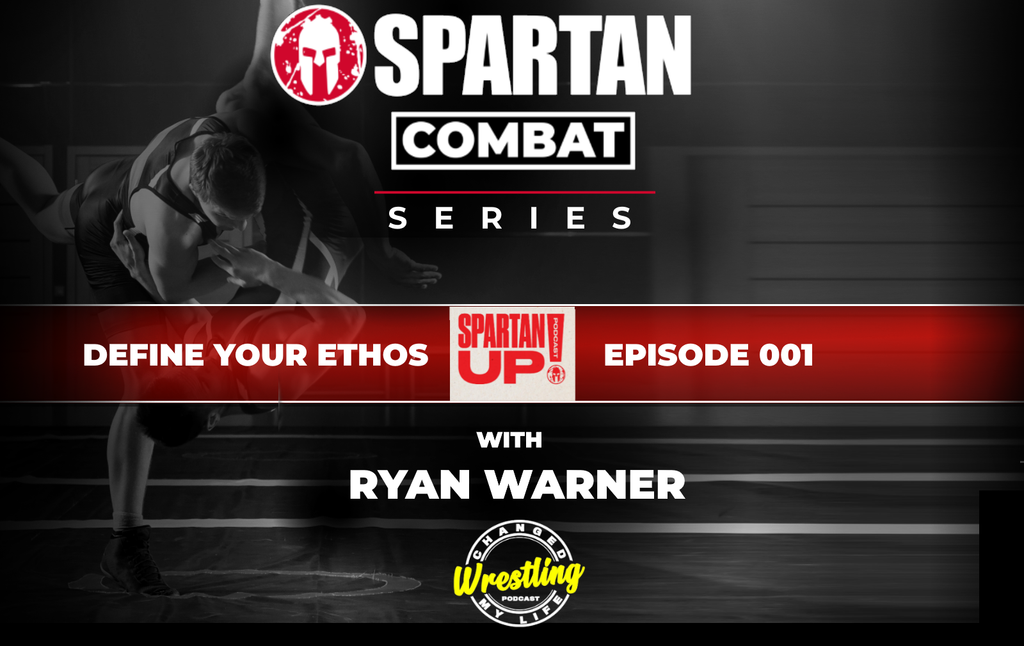 Define Your Ethos // SPARTAN COMBAT PODCAST ep 001