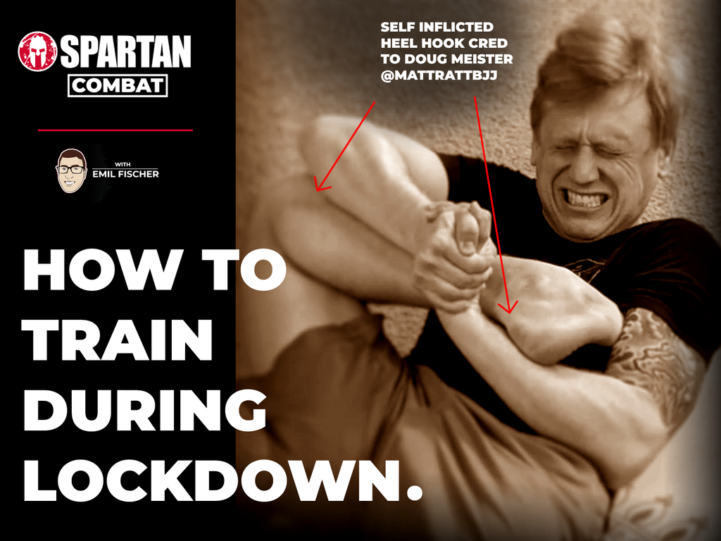 5 Ways to Stay In Grappling Shape During the Covid19 Lockdown