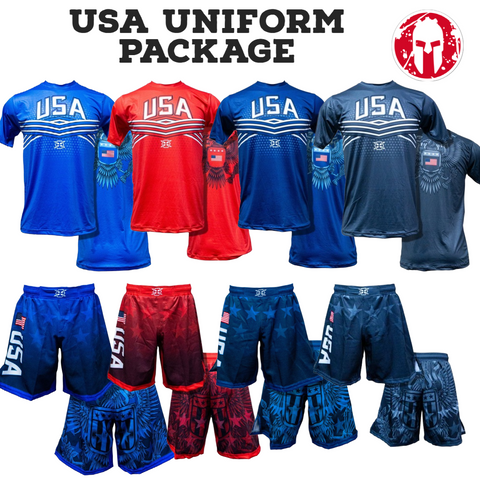 Official USA Uniform Package