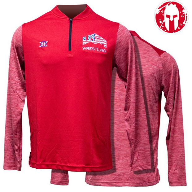 Official USA Team 1/4 Zip