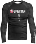 FS Rash Guard Gray