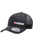 SPARTAN Combat - Snap Back Trucker Hat