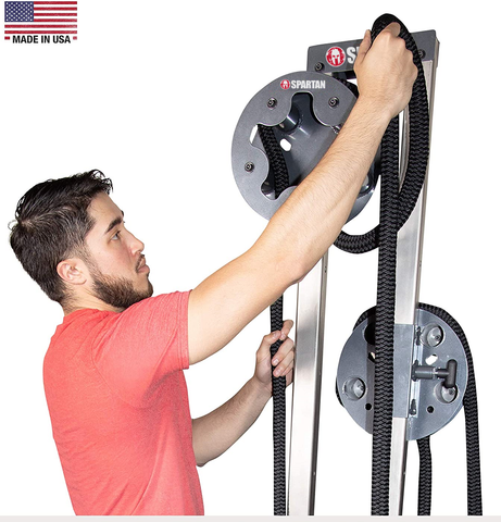 SPARTAN RX505 HYDRA - Elite Rope Training Drum