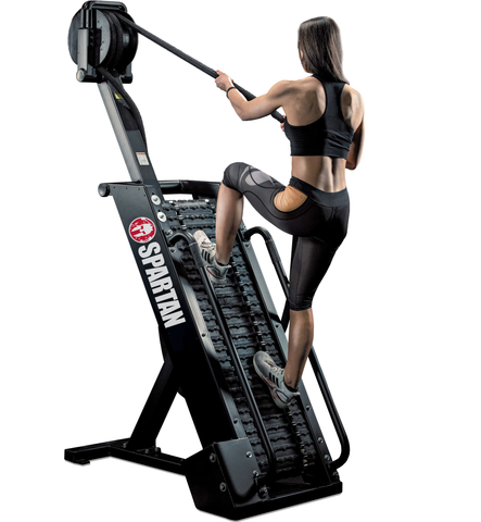 SPARTAN RX4400 Apex Tread Climbing Rope Machine