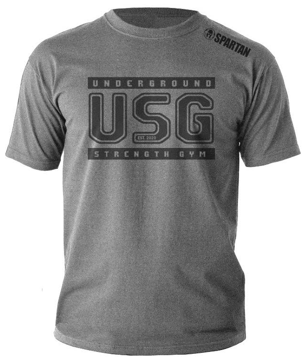 USG Strength Gym Tee