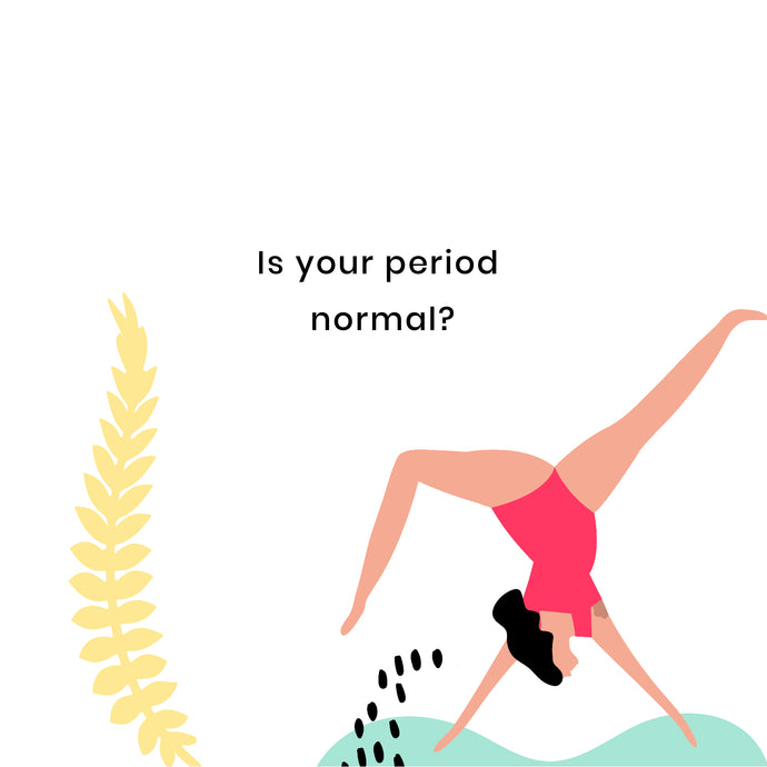 Is your period normal