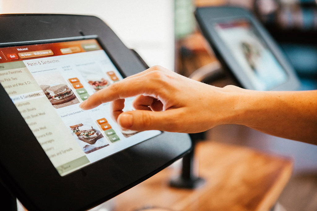 Panera Bread Updates Their Self-Ordering Lilitab Kiosks