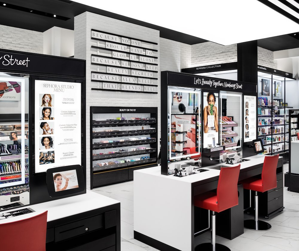 Sephora Wins Concept Store of the Year award from RetailDive.