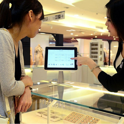 3 Reasons Every Small Business Needs an Ipad Kiosk