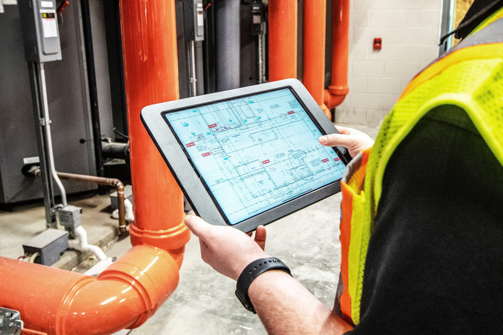 Lilitab Improves Workflow and  Productivity in Construction Industry