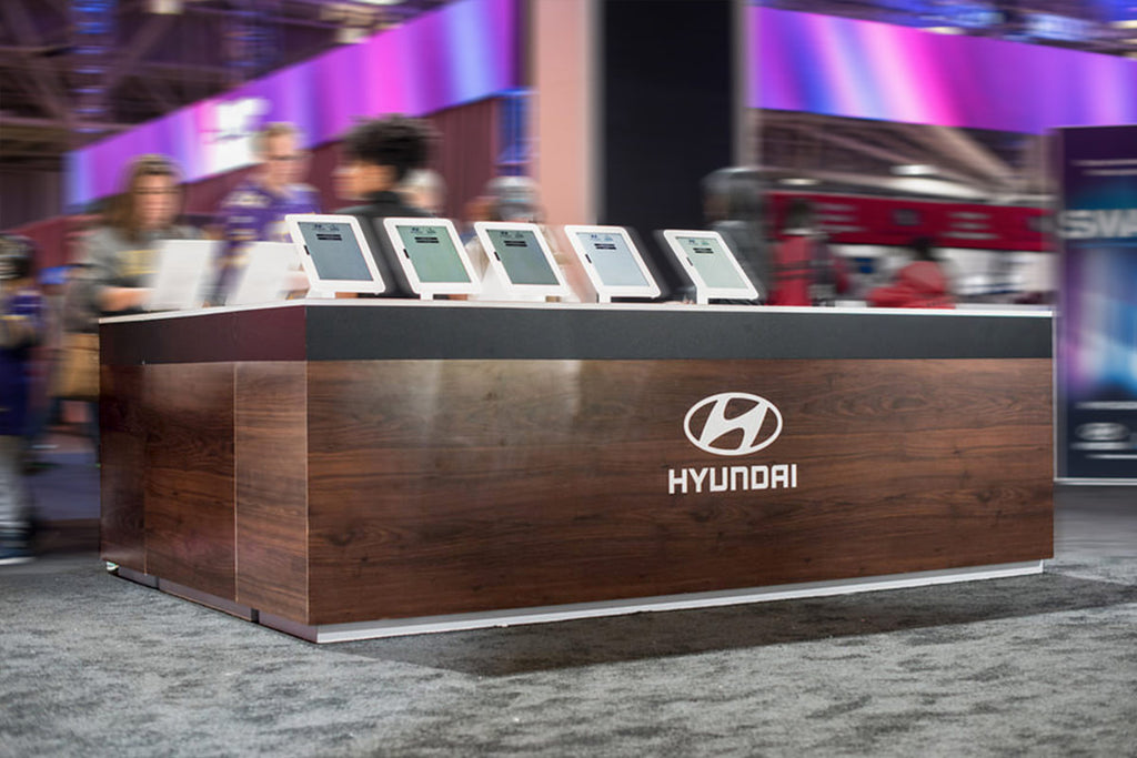 Hyundai Gets Interactive with Lilitab Kiosks