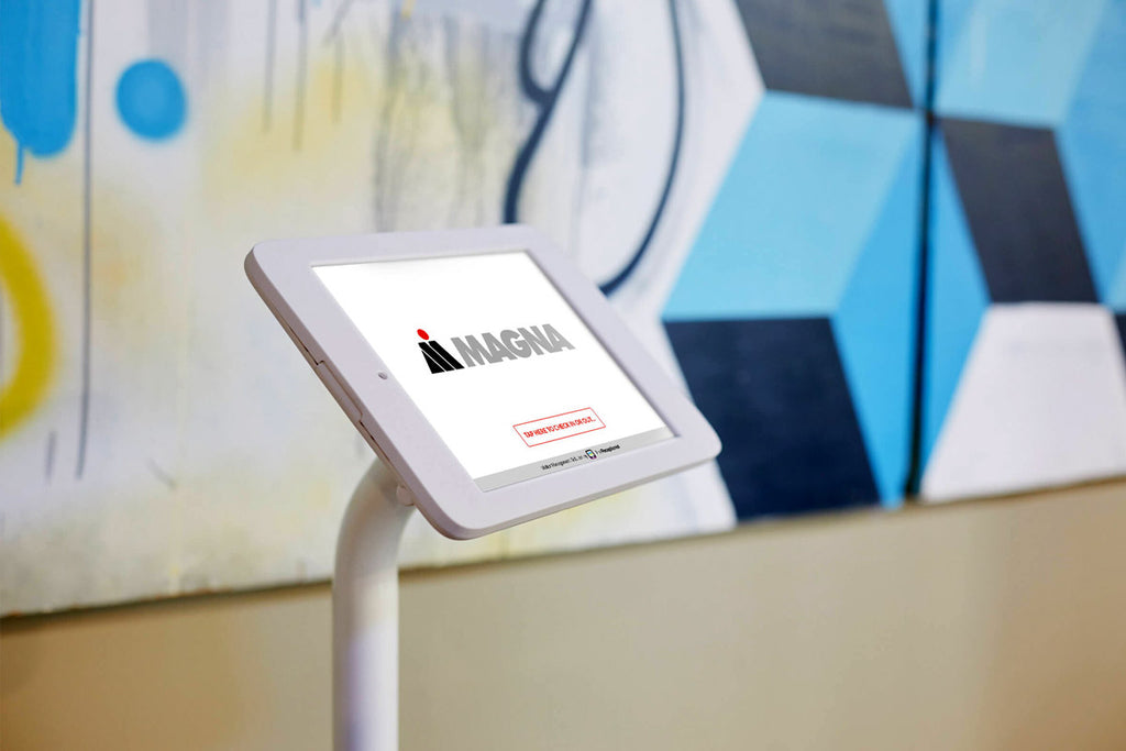Tablet Kiosks Improve Workflow