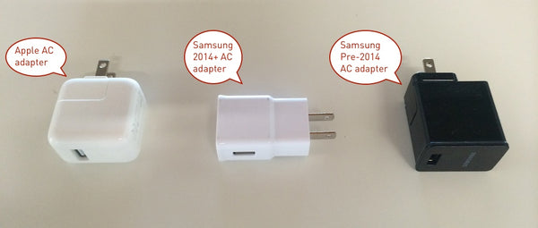 Tablet Power Adaptors
