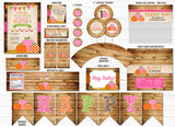 Pumpkin Patch Complete Party Package 2 - Printable