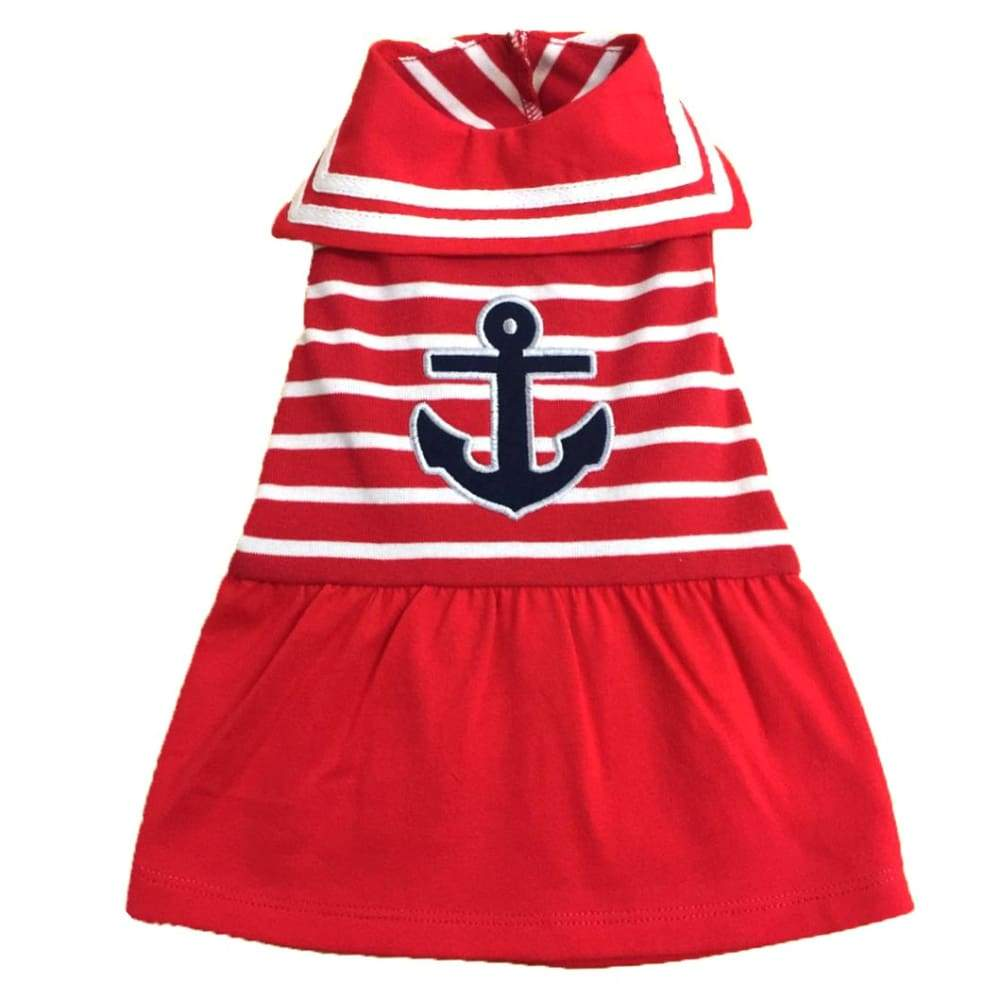 ANCHOR DRESS Dress