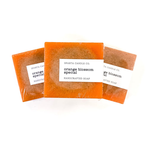 ORANGE BLOSSOM SPECIAL SOAP