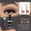 Easy Volume Lash Extensions