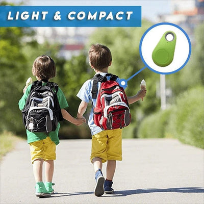 Child GPS Tracker & Activity Monitor