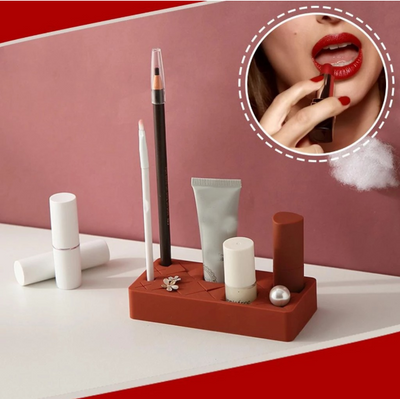 Silicone Cosmetic Makeup Organizer
