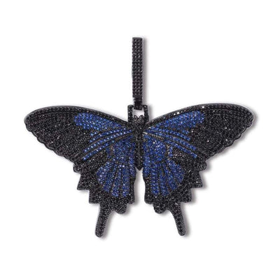 LaLisa™ Iced Butterfly Necklace