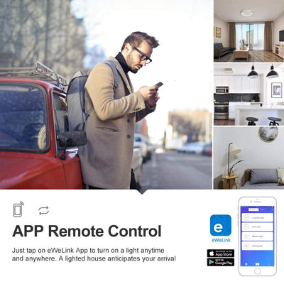Smart Wireless Home Automation Switch