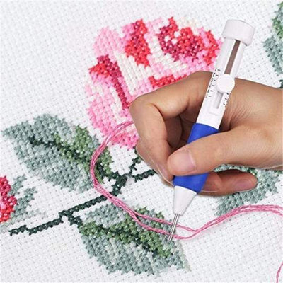 DIY Punch Embroidery Needle Set