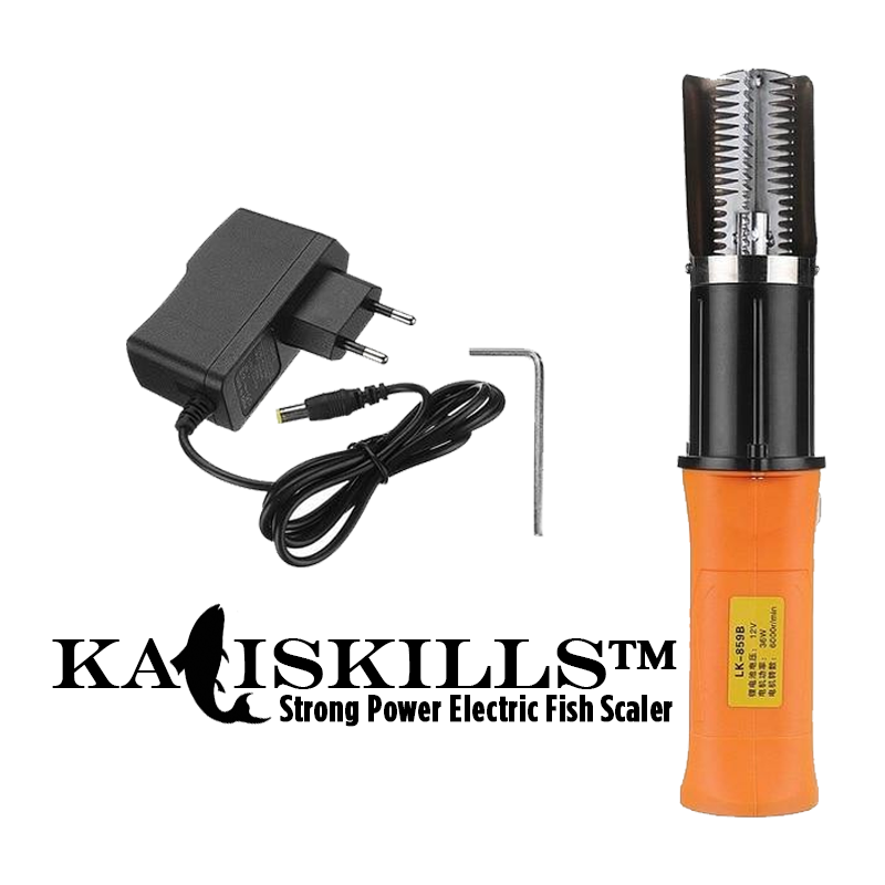 KaliSkills™ Strong Power Electric Fish Scaler