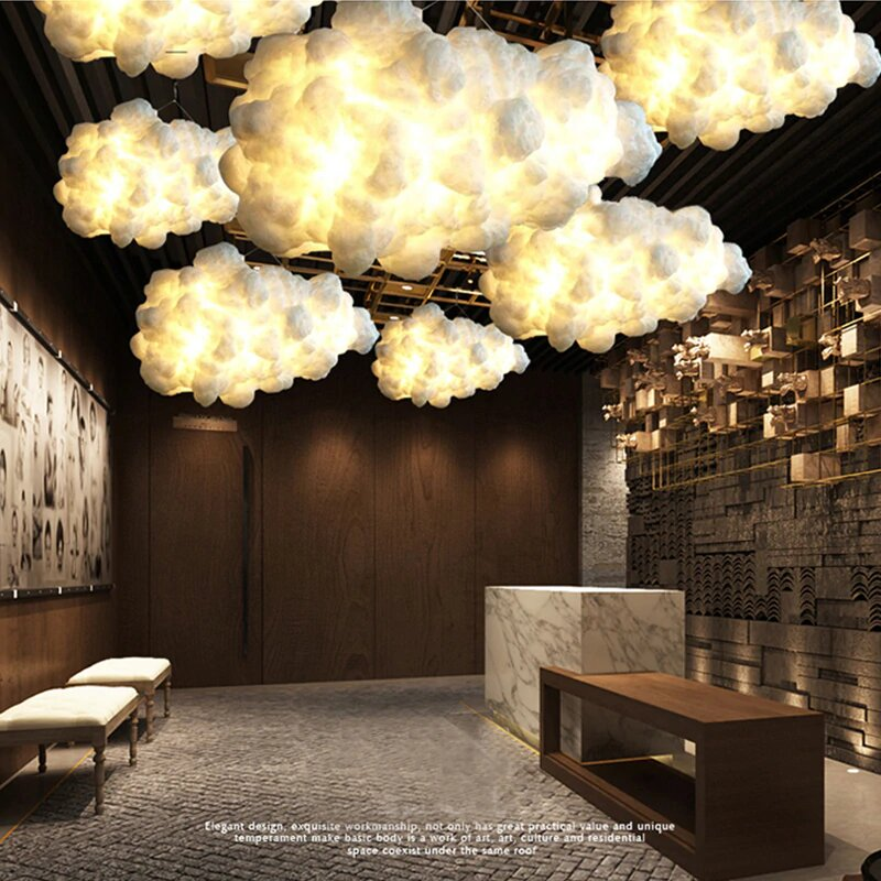 SogaLamp™ Creative Floating Cloud Lamp
