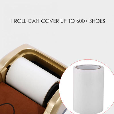 Portable Shoe Cover Dispensing Machine