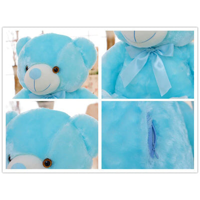 GlowCud™ Glowing Stuffed Teddy Bears