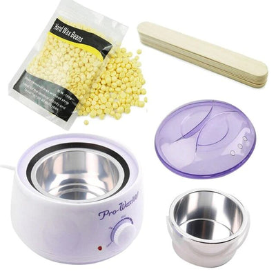 Luxx™ Wax Warmer Hair Removal Kit
