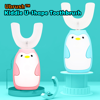 Ubrush™ Kiddie U-Shape Toothbrush