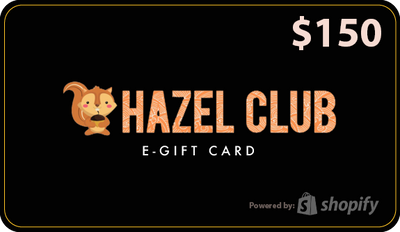 Hazel Club - Gift Cards