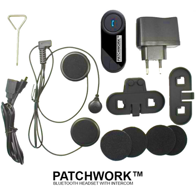 PatchWork™ Bluetooth Headset with Intercom