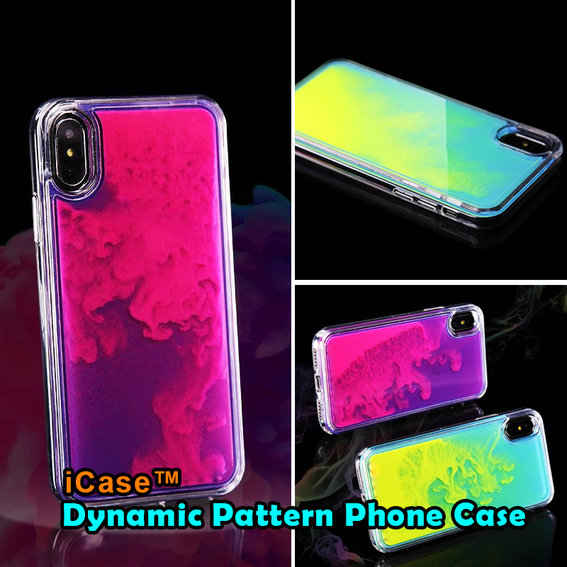 iCase™ Dynamic Pattern Phone Case