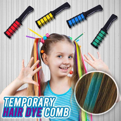 Instant Hair Dye Comb