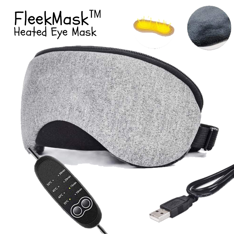 FleekMask™ Heated Eyemask