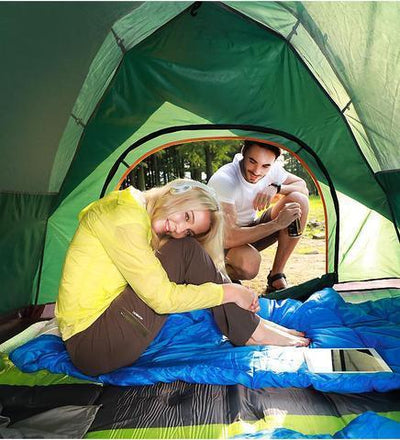 3 Seconds Fastest Open Automatic Hydraulic Double Layer Tent