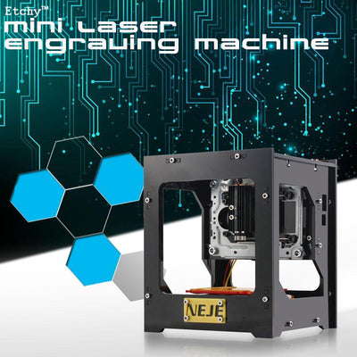 Etchy™ Mini Laser Engraving Machine 2019 Edition