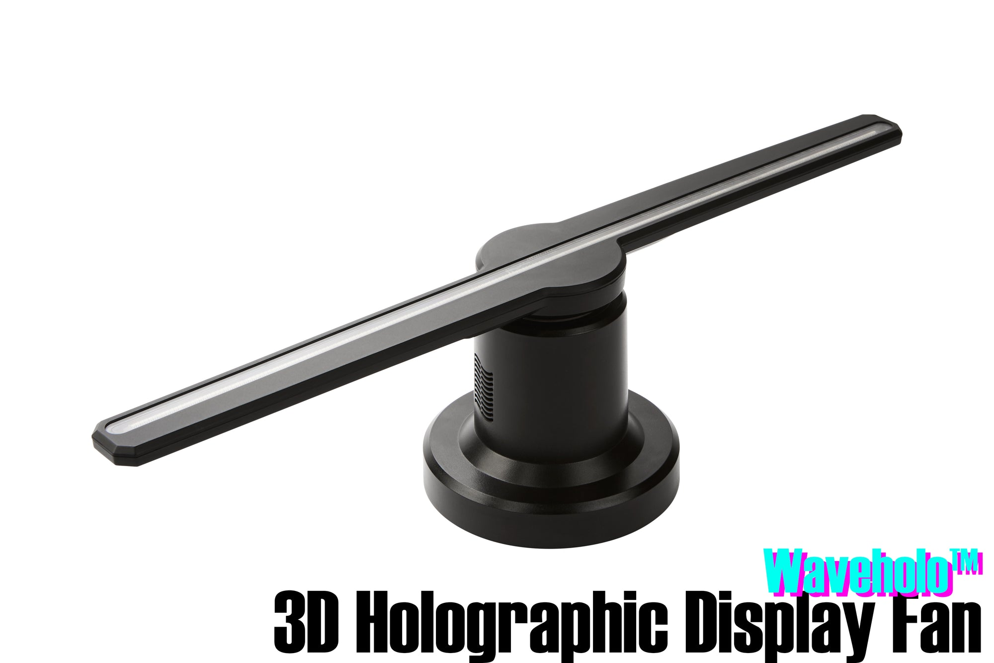 Waveholo™ 3D Holomid Holographic Display Fan