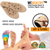 WeHealthy™ Energy Boosting Natural IR Tourmaline Magnetic Insoles