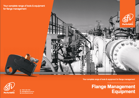 Download Catalogue Flange spreader