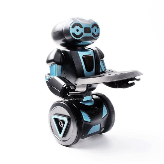 Smart Self Balancing Robot with 5 Operating Modes
