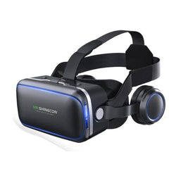 Virtual Reality 3D Goggles Headset Helmet For Smartphone