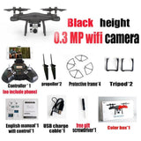 2.4G 4-AXIS Wifi RC Drone With Camera