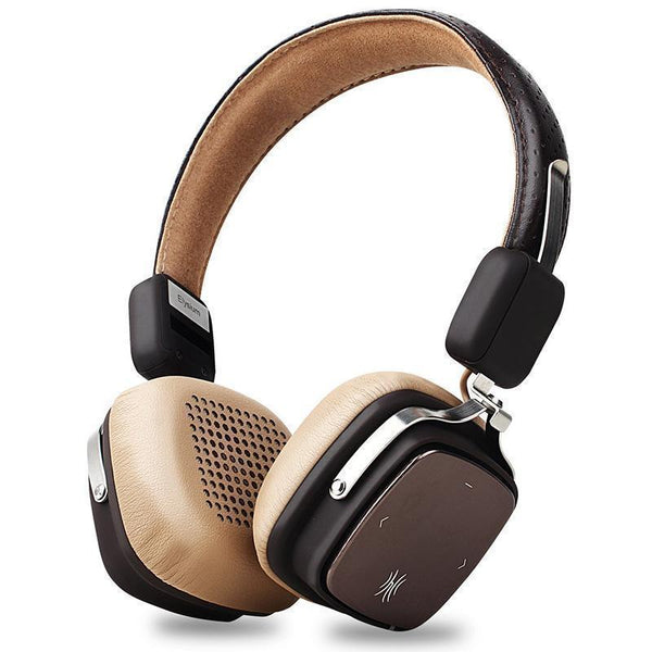 Wireless Bluetooth 4.1 Metal Stereo Headphones With Mic
